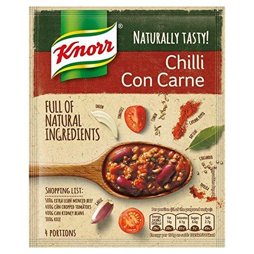Knorr Con Chile 64G Mezcla De Carne (Paquete de 2)
