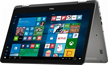 Dell Inspiron 17 3 Inch 2 in 1 Touchscreen Full HD Gaming Laptop Intel Quad  Core i7-8550U,16GB RAM, Up to 512GB Boot SSD, GeForce MX150 2GB
