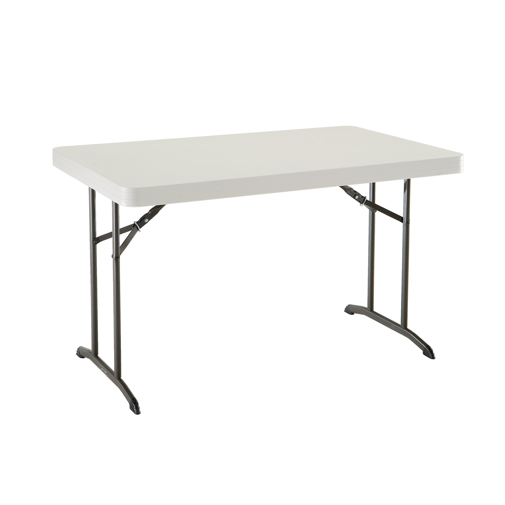 Lifetime 80568 48'' x 30'' Wide Folding Utility Table by Lifetime