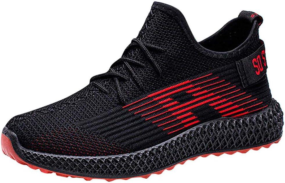 Absoar - Zapatillas de deporte para hombre, con cordones ...