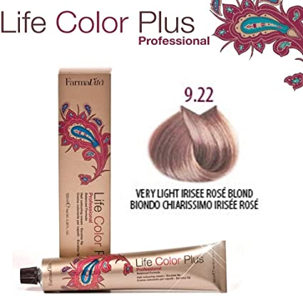 FarmaVita Life Color Plus Tinte Capilar 9.22-90 ml (8022033007933)