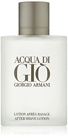 Acqua Di Gio Pour Homme By Giorgio Armani After Shave Lotion, 3.3-Ounce