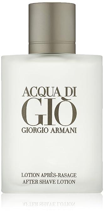 b34040736d8c Giorgio Armani Acqua Di Gio After Shave Lotion - 100 ml  Amazon.co.uk   Beauty