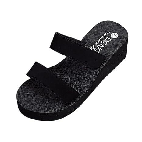 Baño De Chanclas ❤️amlaiworld Zapatillas Sandalias Mujer 71780qX