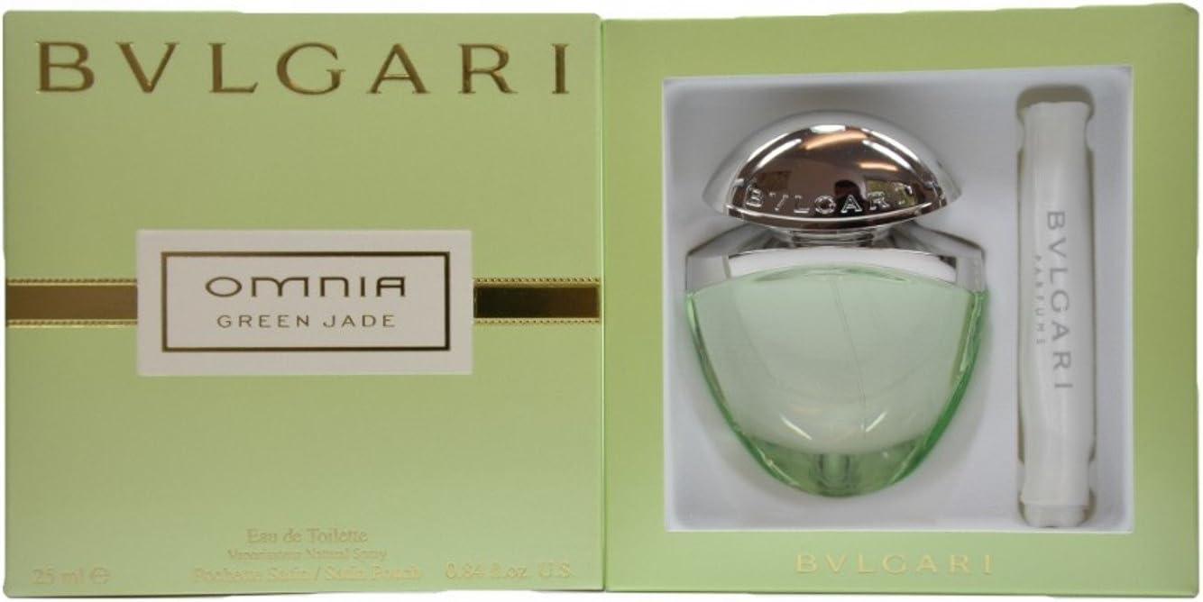omnia green jade eau de toilette for women spray 25 ml