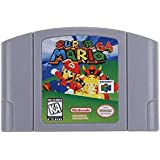 ANATYU The Legend of Super Mario US Version For Nintendo 64 N64 Game Console
