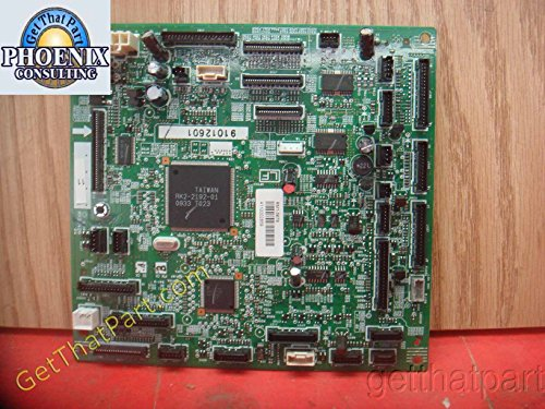 HP cp3525 DC Engine Controller PCA Board Assembly RM1-5678
