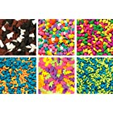 Wilton Animals and Stars 6 Mix Sprinkle Assortment