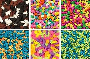 Wilton Animals and Stars 6 Mix Sprinkle Assortment