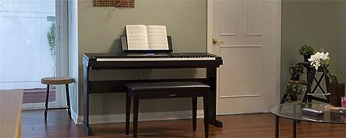 Yamaha DGX-660 88-Key Weighted Action Digital Grand Piano