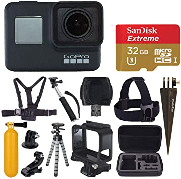 Amazon.com: GoPro HERO7 - Cámara de acción digital con vídeo ...