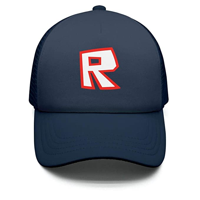 XCOVIE Roblox-Logo Cute Design Fashion Plain Sports Baseball Hats Caps  Snapbacks for Kids Girls ec8952b6b40