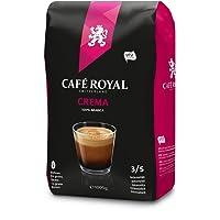 Café Royal Crema Roasted Coffee Beans, 1 kg