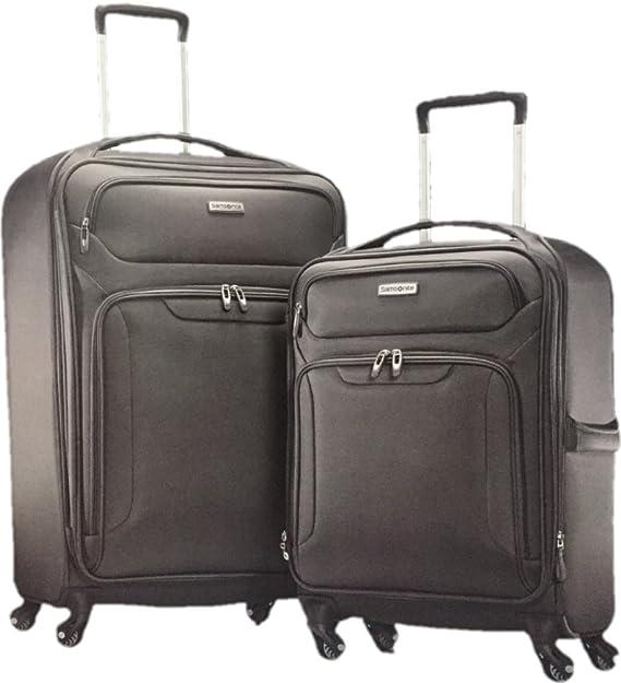 Samsonite Ultralite Extreme- Juego de equipaje de 2 piezas, exterior blando, 4 ruedas: Amazon.es: Ropa y accesorios