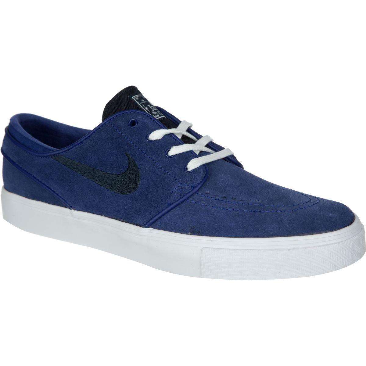 Nike Air Zoom Stefan Janoski L Schuhe Herren Sneaker Sportschuhe Schwarz 616490 016  28.5 EU|blue - blue