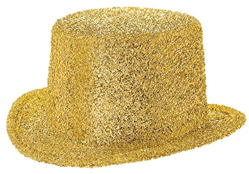(Amscan top hat gold )
