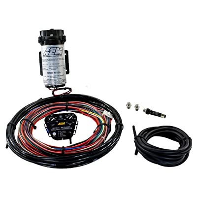AEM (30-3302) V2 Water/Methanol Injection Kit with Internal MAP Sensor: Automotive