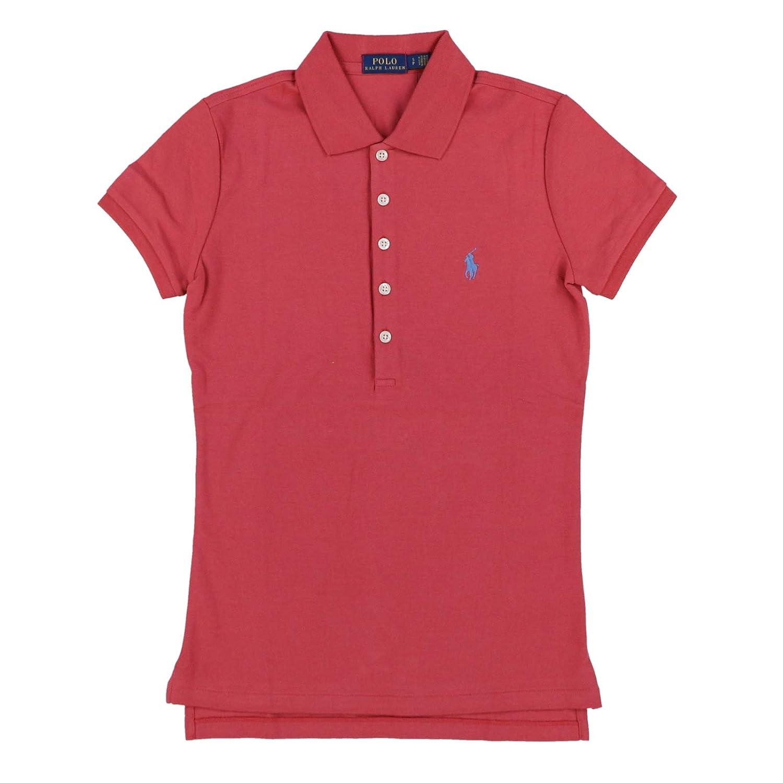 8e67b63de Polo Ralph Lauren Womens Interlock Polo Shirt at Amazon Women's ...