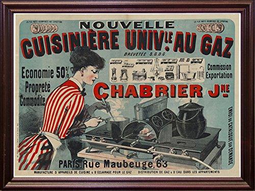 Nouvelle Cuisine-VINAPP132732 Framed Print 12