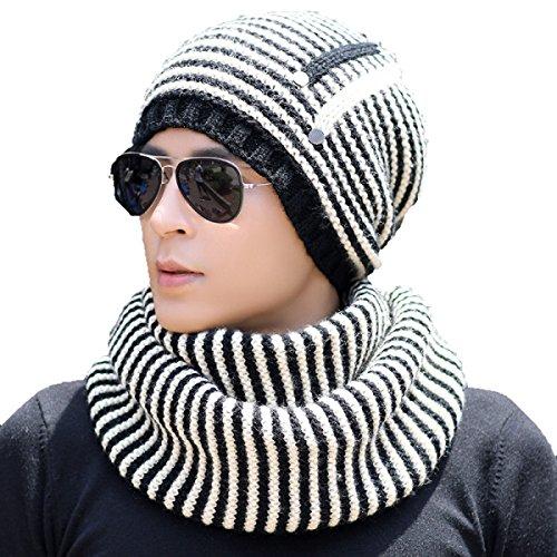 Máscara Sombrero negro SOOCO Hombres Cálido Esquí Sombrero Invierno De Mujeres Ear Prueba Unisex A Winter Viento Bombardero Flap p1Tzvpq