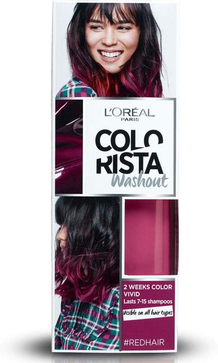 LOréal Paris Colorista Coloración Temporal Colorista Washout ...