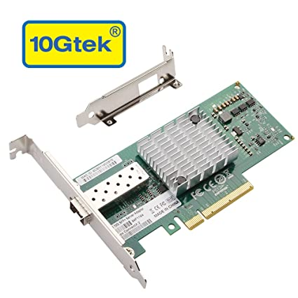 Amazon in: Buy 10Gtek for X540-T2 10GbE Converged Network