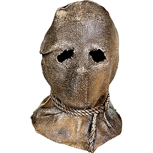 Sack Mask Costume (Trick Or Treat Studios Men's Sack O Path Mask Multi)