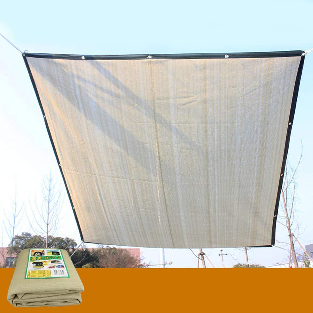 日よけネット、6ピン暗号化厚断熱ネット、バルコニーガーデン温室園芸 3 × 6 m  B07PZZBGB2