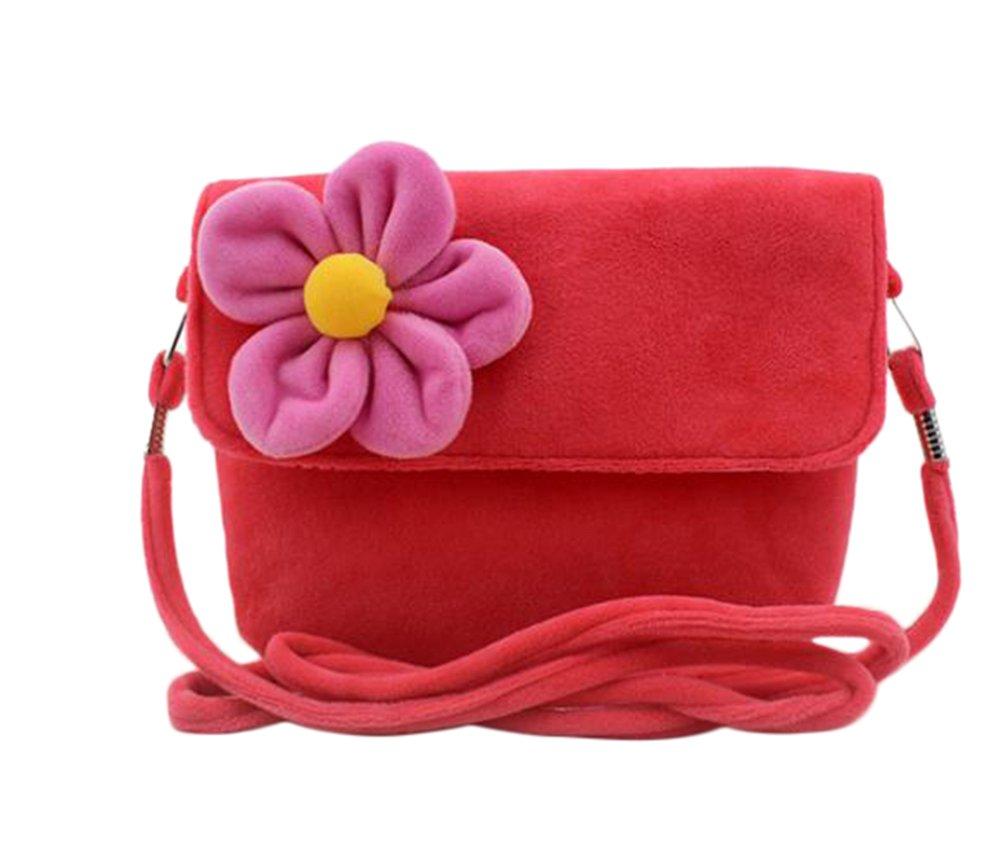 Youkara ragazze zaino trousse per trucchi in borsetta zaino messenger bag, Green, 18x13cm