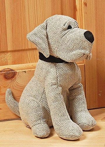 Cale-porte chien coton 23 cm (Gris) Unbekannt