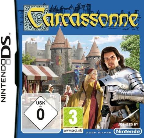 Deep Silver Carcassonne (DS) - Juego (DEU): Amazon.es: Videojuegos