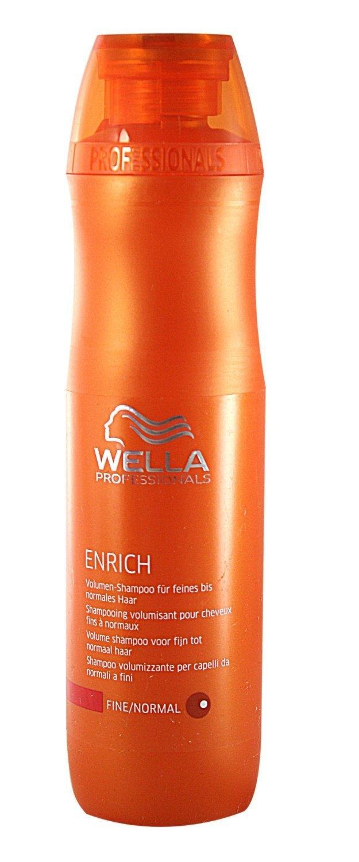WELLA Enrich Volumizing Shampoo 1000 ml 4015600118051 4015600118051_Blanco