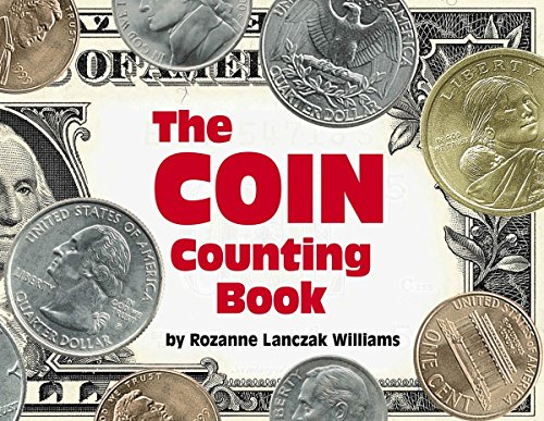 The Coin Counting Book (Us Old Coin Quarter)