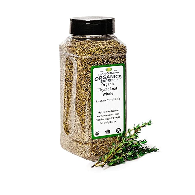 Thyme Uses in Cooking