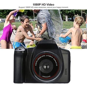 FANEO HD SLR Camera Telephoto Digital Camera 16X Zoom AV Interface Digital Cameras