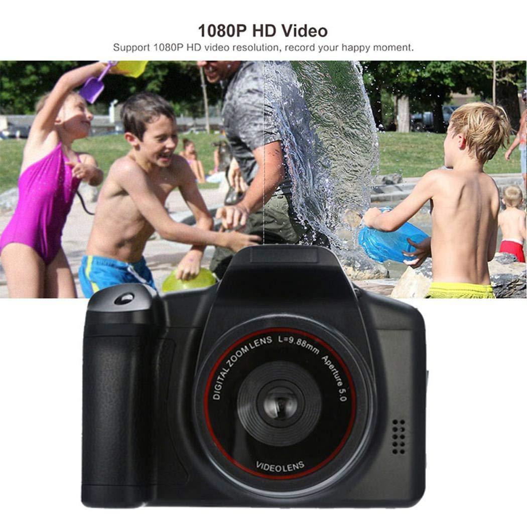 UpBeauty HD SLR Camera Telephoto Digital Camera 16X Zoom AV Interface Digital Cameras