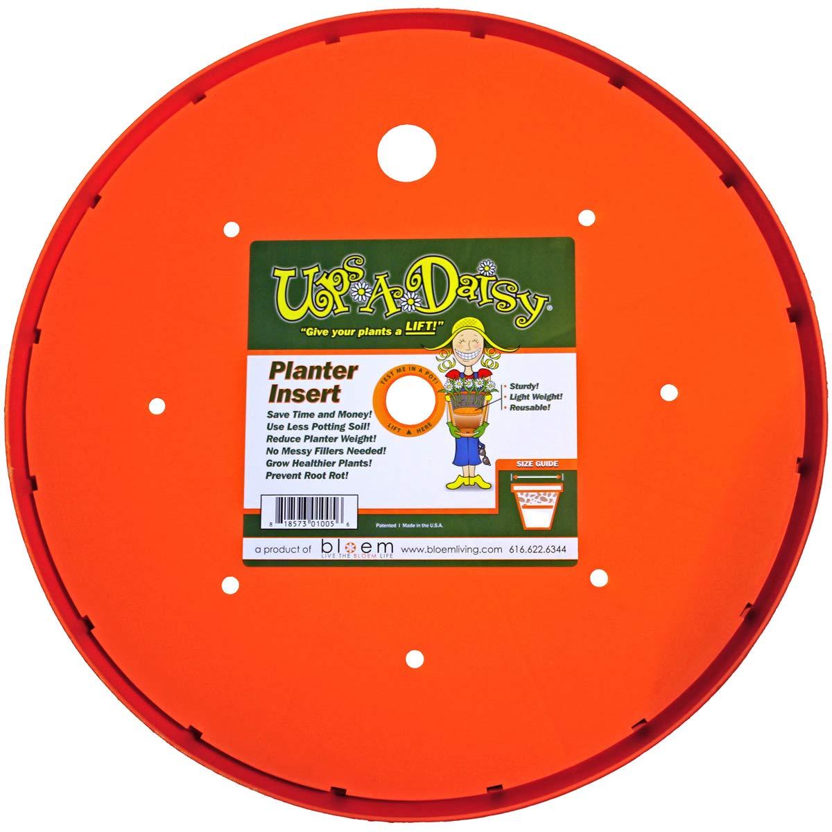 "Bloem Ups-A-Daisy Round Planter Lift Insert - 15"""