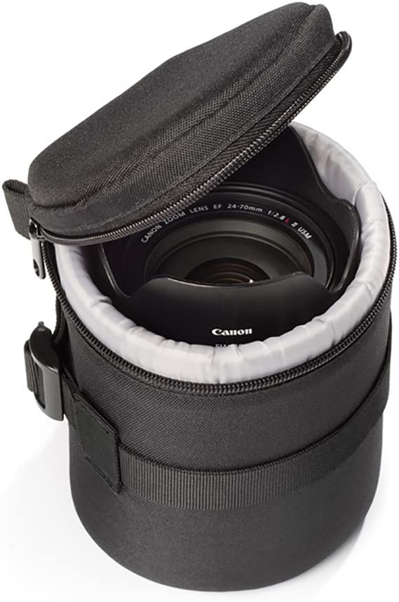 Just EasyCover Padded Nylon Lens Case 110x230mm JU1505