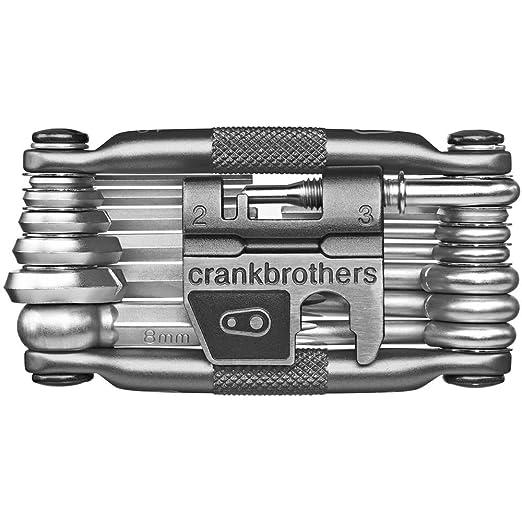 143 opinioni per Crank Brothers Multi-19, Attrezzi per manutenzione, Grigio, ciascuno