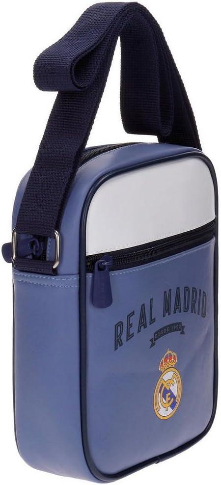 Violet Morado 22 cm 2.24 liters Real Madrid Strokes Rm Sac bandouli/ère