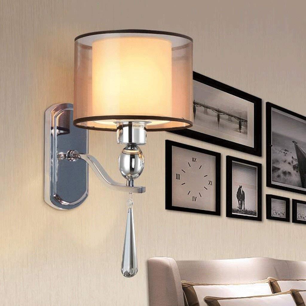 FXING Wandleuchte LED-Wand Lampe Nachttischlampe Schlafzimmer modernen minimalistischen stilvolles Wohnzimmer im Europäischen Stil Lampe Gang Korridor umfasst