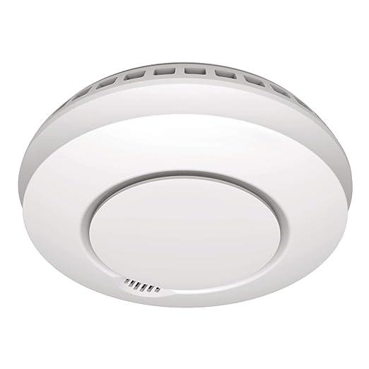 Sebson 6X Detector de Humo Inalambrico con Detector de Calor, conectable con HD_GS412, Incluye Soporte Magnético, DIN EN 14604, fotoeléctricos: Amazon.es: ...