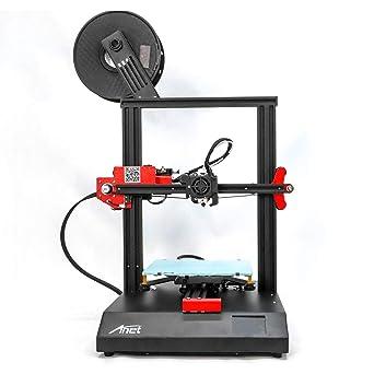 Amazon.com: Impresora 3D Anet ET4, marco de metal completo ...