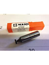 Amazon Com Woodruff Keyseat Milling Cutters Shank Type