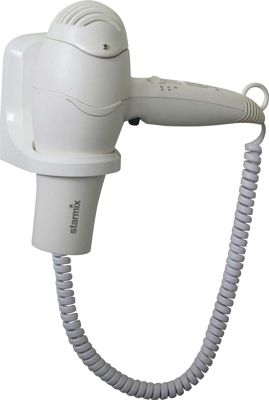 Starmix - De mano secador de pelo hfxw 12 ws m.wandhalter 3stufen moldeador secador de pelo/cabello: Amazon.es: Salud y cuidado personal