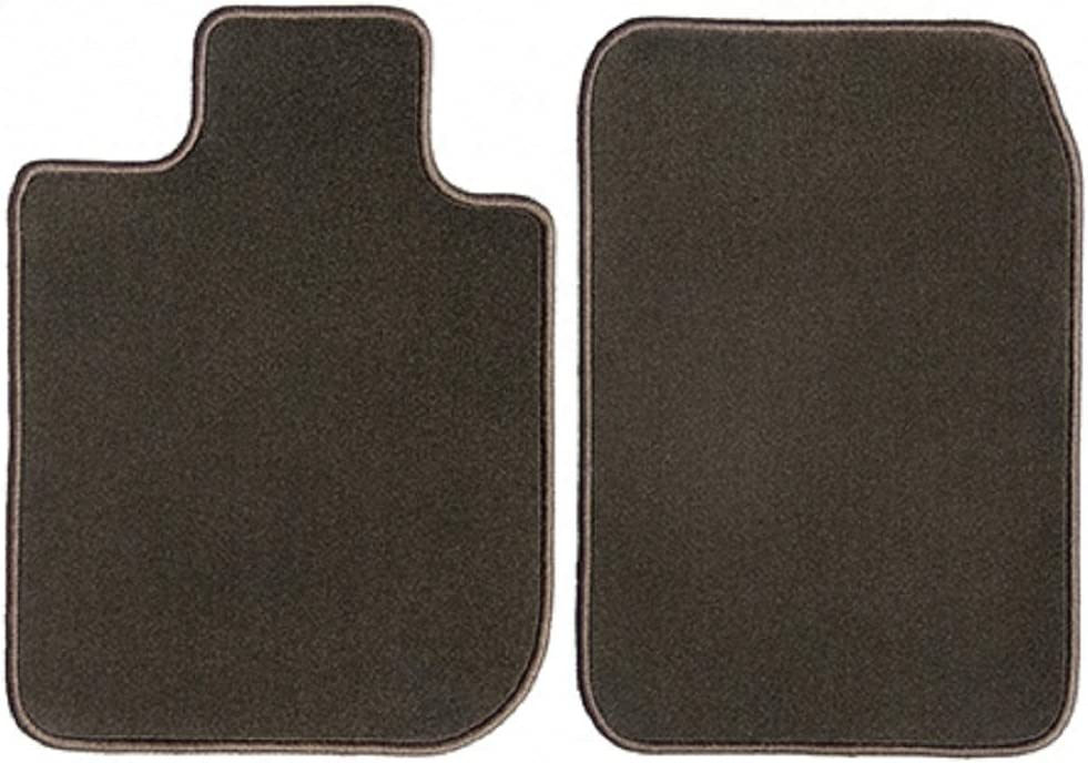 2006 Chocolate Brown Driver /& Passenger Floor Mats GGBAILEY Jaguar XK Series Convertible 2001 2002 2005 2004 2003
