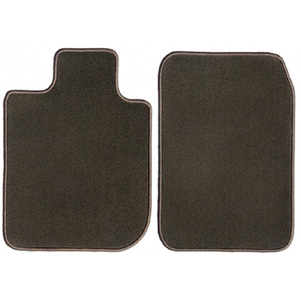 1991 Honda Civic Sedan Brown Driver /& Passenger 1989 1990 GGBAILEY D3117A-F1A-CH-BR Custom Fit Automotive Carpet Floor Mats for 1988