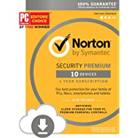 Norton Security Premium - 10 Devices [Download Code]