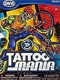 Temporary Tattoos ~ Tattoo Mania ~ Savvi Skate & Snowboard Style Temporary Tattoos 35+ by Savvistuff USA