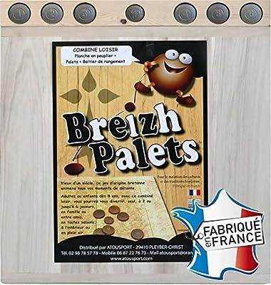 Breizh Palets - Jeu de palets breton: Amazon.es: Hogar
